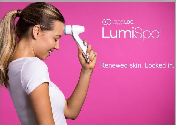 ageLOC LumiSpa Nu Skin, Alat Pembersih Wajah Yang Revolusioner